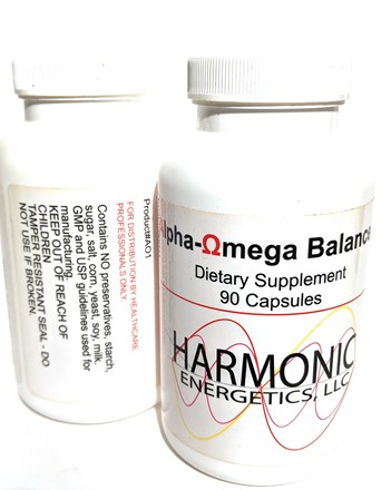 Alpha Omega Balance (90) AO1