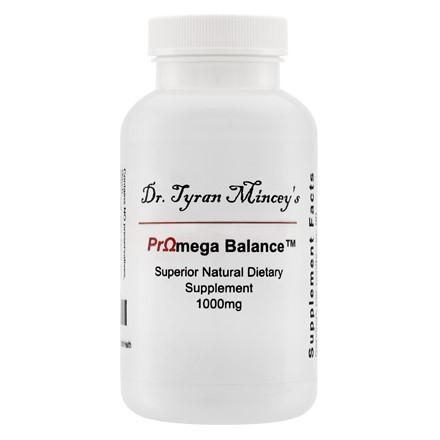 Dr. Tyran Mincey's Promega Balance pm1